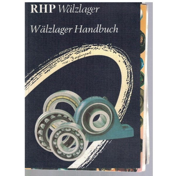 RHP Walzlager Walzlager handbuch