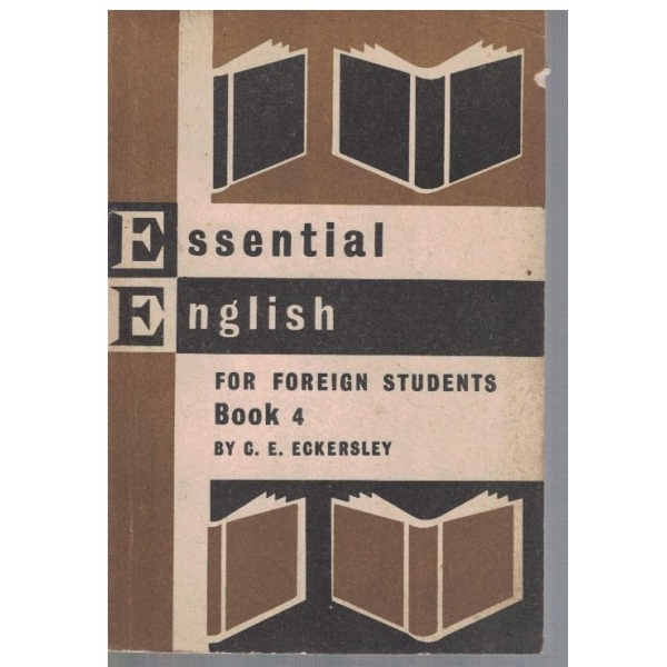 Essential English for foreighn students - book 4