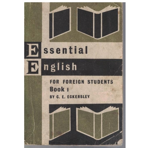 Essential English for foreig students - book 1