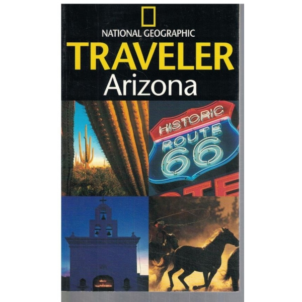 National geographic traveler Arizona