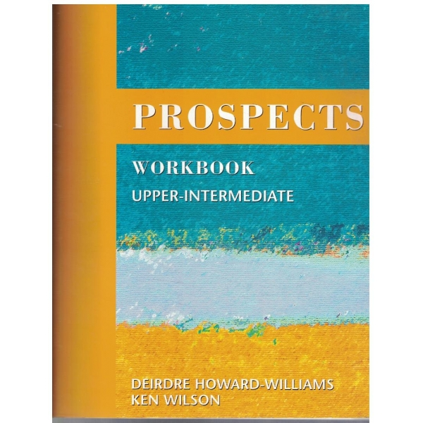 Prospects woorkbook upper-intermediate